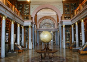 Library (c) Pannonhalma Archabbey