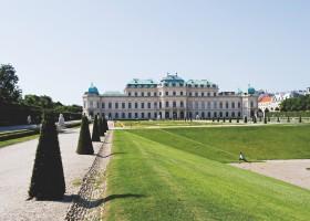 Belvedere Palace (c) WienTourismus