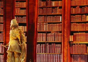 Hofburg - national library (c) WienTourismus