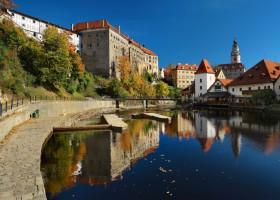 Deer bridge (c) Město Český Krumlov, Libor Sváček