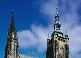 St Vitus Cathedral (c) Pražská informační služba www.praguewelcome.cz
