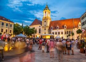 Bratislava - Main square (c)Marek Velček