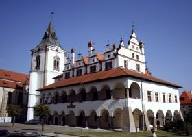 Levoča - Town Hall (c)Spišské múzeum v Levoči