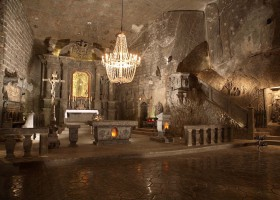 Wieliczka Salt Mine (c)The Wieliczka Salt Mine Health Resort