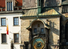 Prague - astronomical clock (c)Prague City Tourism www.prague.eu