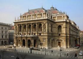 Budapest - State Opera (c)Attila Juhasz