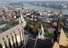 Budapest - City view (c)Balázs Czagány