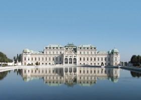 Vienna - Belvedere Palaca (c)Belvedere Wien