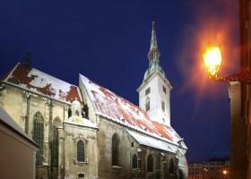 Bratislava - St Martin's Cathedral (c)Marek Velček