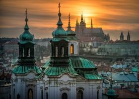 View of Prague (c)Prague City Tourism www.prague.eu