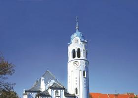 Bratislava - Blue Church (c)Marek Velček