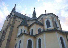 Marianska hora -  Church of the Visitation of the Blessed Virgin Mary