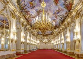 The Great Gallery in Schönbrunn Palace  © Schloß Schönbrunn Kultur- und Betriebsges.m.b.H./Agentur Zolle