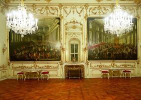 Zeremoniensaal  © Schloß Schönbrunn Kultur- und Betriebsges.m.b.H.