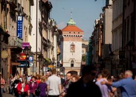 Floriańska Street (c) Pawel Krawczyk