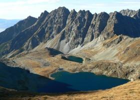 Veľké Hincovo pleso - the biggest and deepest lake in Slovakia