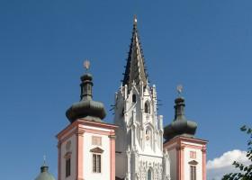 Basilica in Mariazell