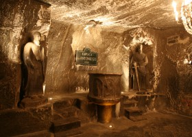 (c) Wieliczka Salt Mine Health Resort