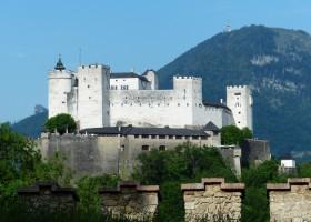Salzburg - Hohensalzburg Fortress