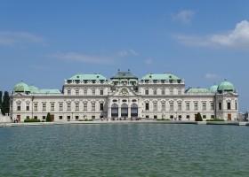 Belvedere Palace in Vienna (c) AntonTy pixabay.com
