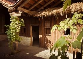 Carnuntum - House of Lucius, inner yard
