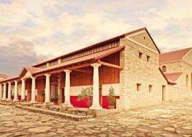 Carnuntum - Roman spa