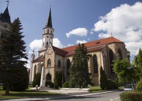 St James Church in Levoča (c) Spišské múzeum v Levoči